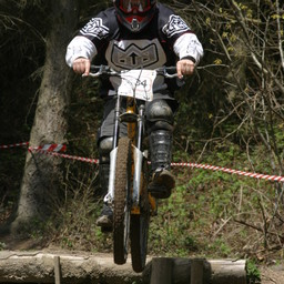 Photo of Mark WADDINGTON at Caersws