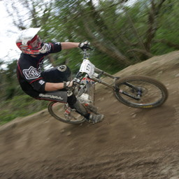 Photo of Neil HAWLEY at Caersws
