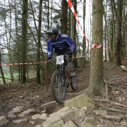 Photo of Bill SLATTER at Caersws