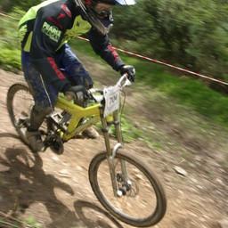 Photo of Rob BUNNING at Caersws