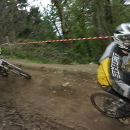 Photo of Tim MORGAN at Caersws