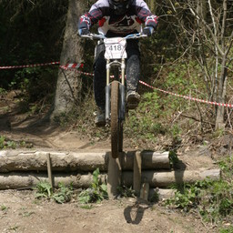 Photo of Dave HAWKES at Caersws