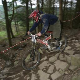 Photo of Richard BETTERIDGE at Caersws