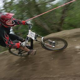 Photo of Nev DUGGAN at Caersws