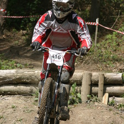 Photo of Ty FISHER at Caersws