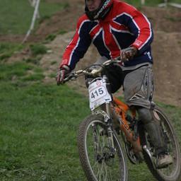 Photo of Nicholas EYRE at Caersws