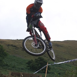 Photo of Daniel WOLFE at Moelfre