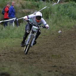 Photo of Ben REID at Moelfre
