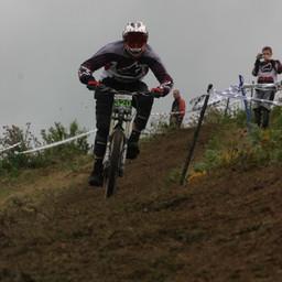Photo of Jason BRENNAN at Moelfre