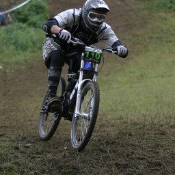 Photo of Tom DEACON at Moelfre