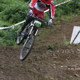 Photo of Lee PINCHER at Moelfre