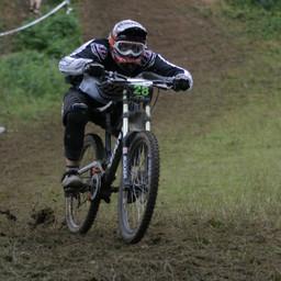 Photo of Dave DUGGAN at Moelfre
