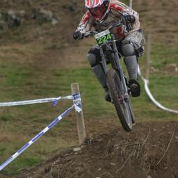 Photo of Nick GEOGHEGAN at Moelfre