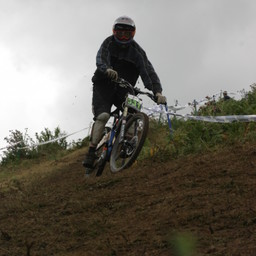 Photo of John UNDERWOOD at Moelfre