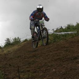 Photo of Nick BROWNE at Moelfre