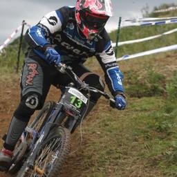 Photo of Rob WARNER at Moelfre