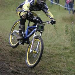 Photo of Dan ATHERTON at Moelfre