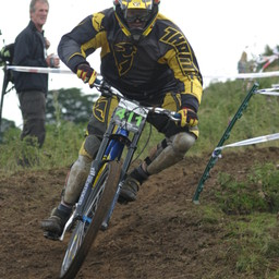 Photo of Rider 411 at Moelfre