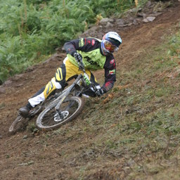 Photo of Dave PRICE at Moelfre