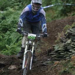 Photo of Adam MAY at Moelfre