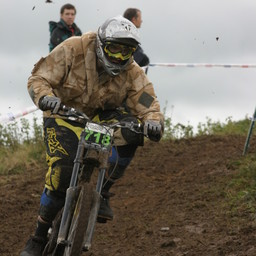 Photo of Tom DALE at Moelfre
