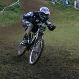 Photo of Stu THOMSON at Moelfre