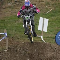 Photo of Rachel ATHERTON at Moelfre