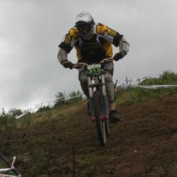 Photo of Martin HODGSON (vet) at Moelfre