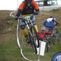 Photo of Gerard WOLFE at Moelfre