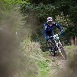 Photo of Dave INGLEBY at Innerleithen