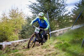 Photo of Gareth WILLIAMS (sen) at Innerleithen