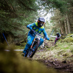 Photo of Chris WHITFIELD at Innerleithen