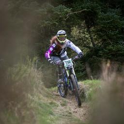 Photo of Elena MELTON at Innerleithen
