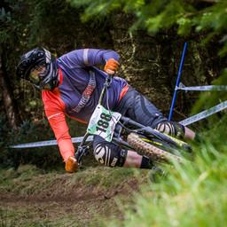 Photo of Michael MUNRO at Innerleithen