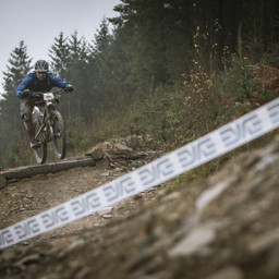Photo of Andrew BROWNING (vet) at BikePark Wales