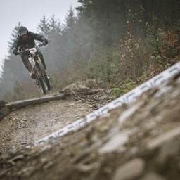 Photo of Luke SAUNDERS at BikePark Wales