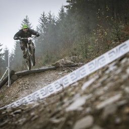 Photo of Chris ANDERSON at BikePark Wales