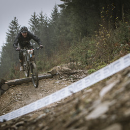 Photo of Ian BIDDLE at BikePark Wales