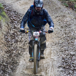 Photo of Jordan RAMSDALE at BikePark Wales