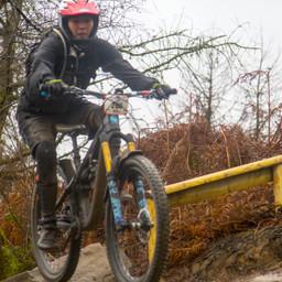Photo of Mari MASON at BikePark Wales