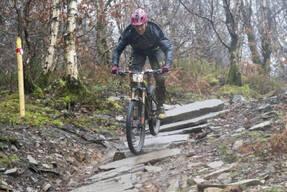Photo of an untagged rider at BikePark Wales