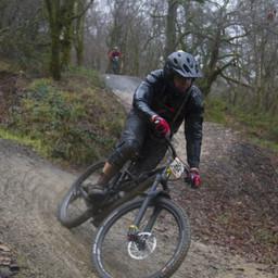 Photo of Dave TAYLOR at BikePark Wales