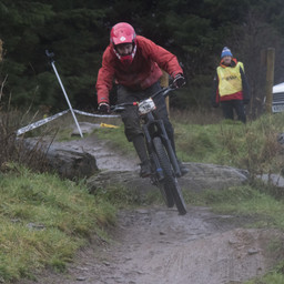 Photo of Josh THORPE at BikePark Wales