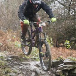 Photo of Paul BERRY (vet) at BikePark Wales