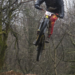 Photo of Tom COATE at BikePark Wales