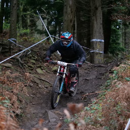 Photo of Craig GOODWIN at Forest of Dean