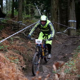 Photo of Shane KLUCKOW at Forest of Dean