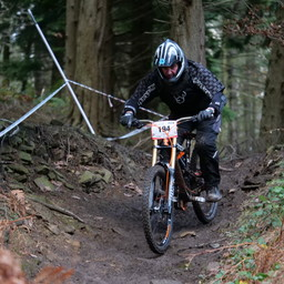 Photo of Patrick BELCHER at Forest of Dean
