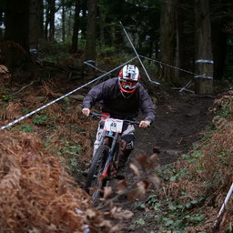 Photo of Ben CARTER at Forest of Dean