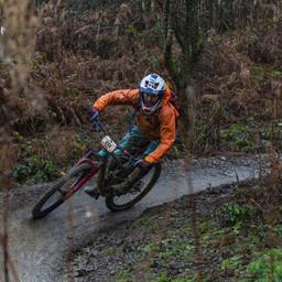 Photo of Gary KEENAHAN at BikePark Wales